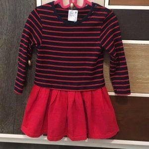 UNIQLO cotton sweater dress 2-3